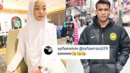 Image result for safawi rashid dan syifa melvin