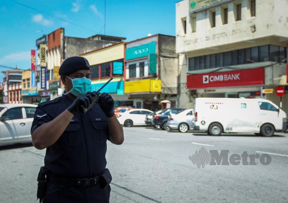 Kluster Setia Alam masih terkawal | Harian Metro